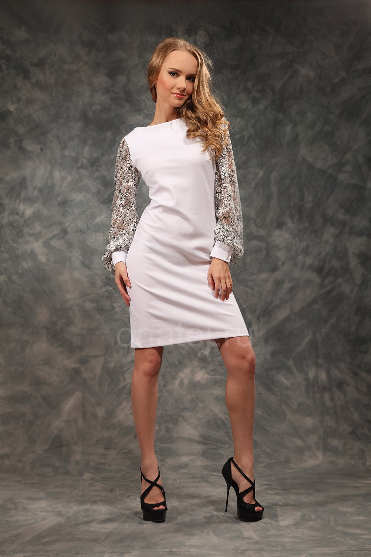 Платье фонарик
